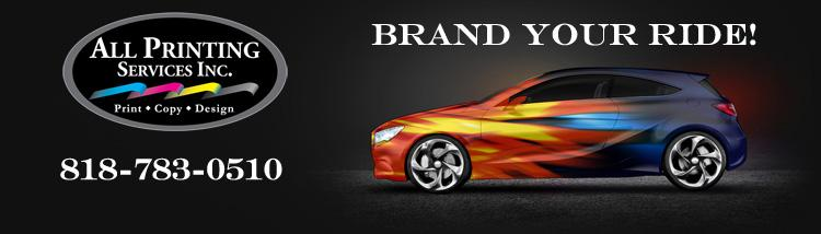 brand your ride
